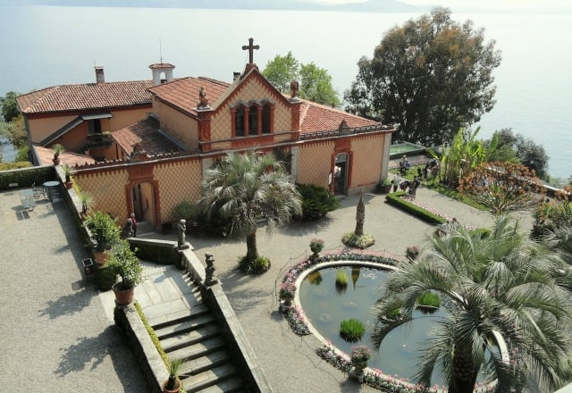 Chiesa Isola Madre