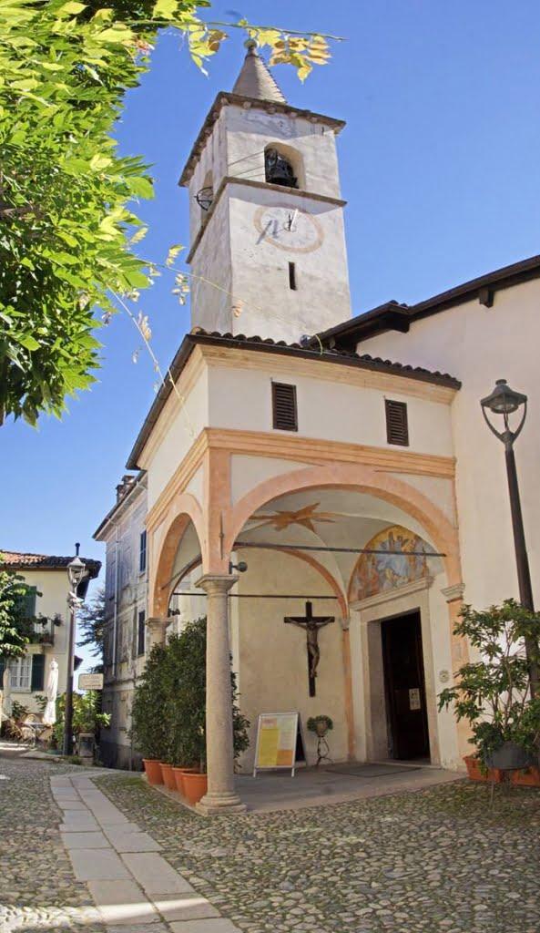 Chiesa di San Vittore Isola Pescatori