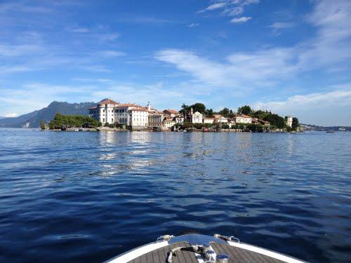 Isola Bella e Prua Barca