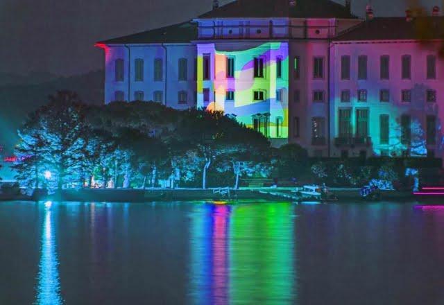 Palazzo Isola Bella di Notte