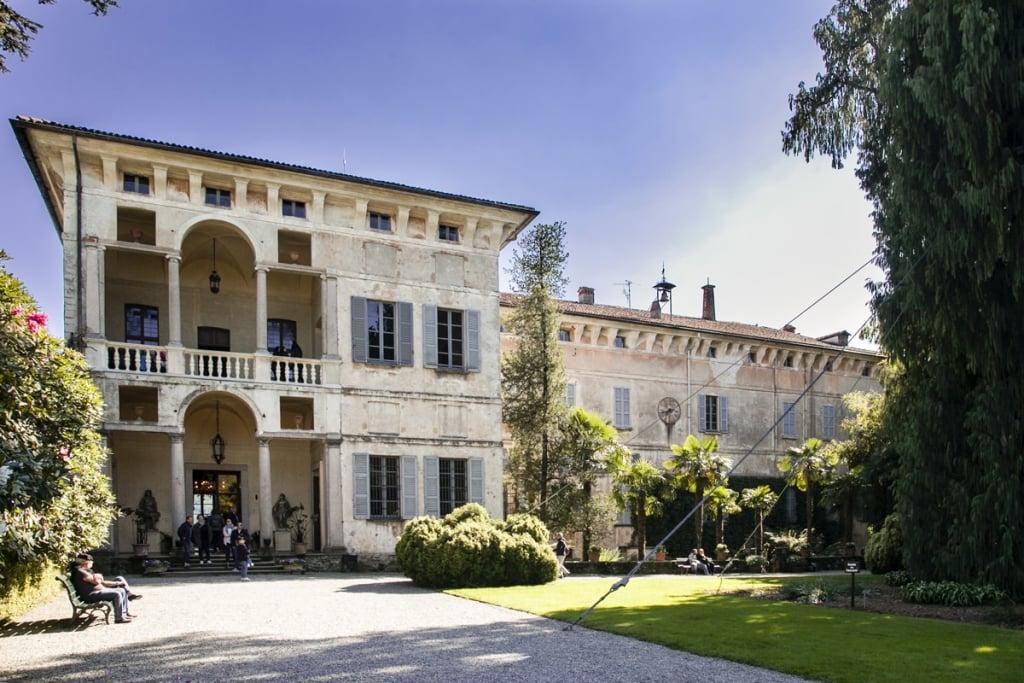 Palazzo Isola Madre