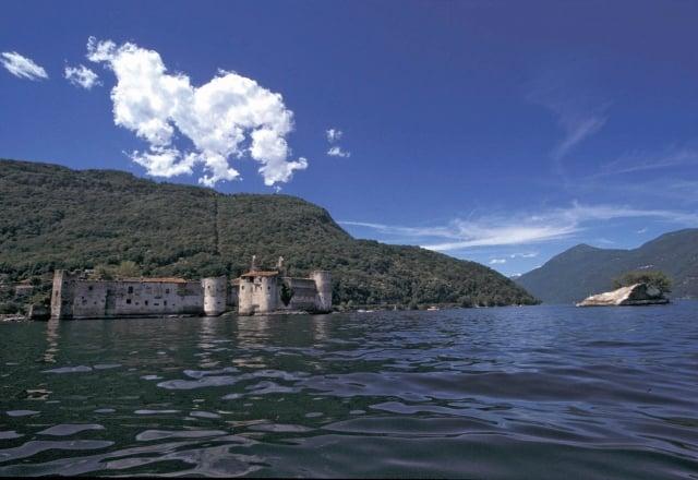 Panoramica Castelli di Cannero
