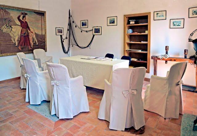 Sala Matrimoni Isola Pescatori