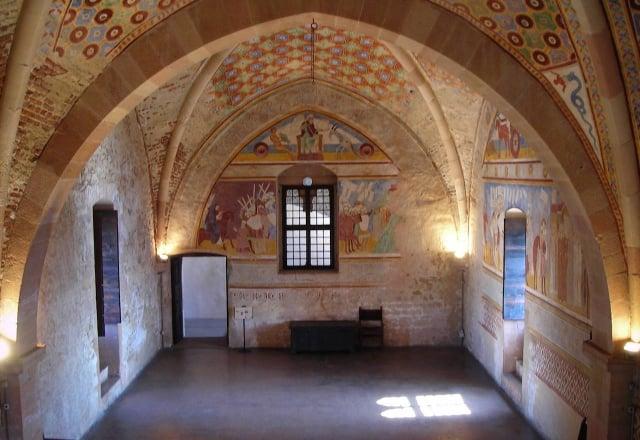 Sala Rocca di Angera