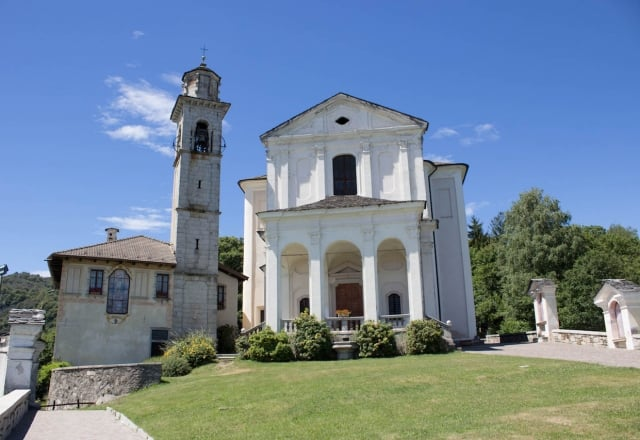 Santuario della Madonna del Sasso di Boleto